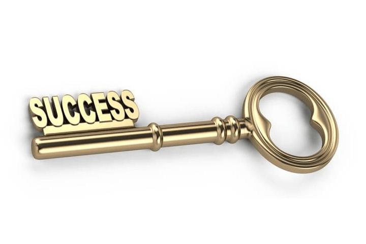 key to succes